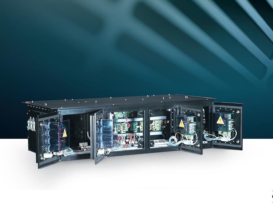 Medel Enerji Besleme Ünitesi (EBU Statik Konvertör)