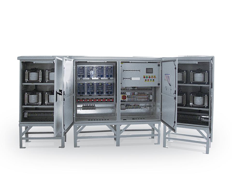Makas (Ray) Isıtıcıları Kontrol Sistemleri